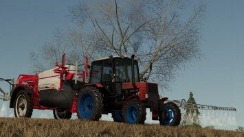 Belarus 821 Red by TeoR BETA fs19