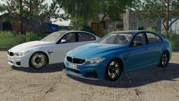 BMW M3 F80 fs19