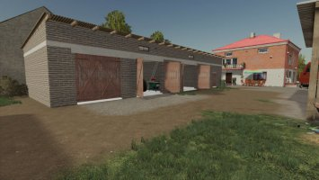 Cowshed With A Garage fs19