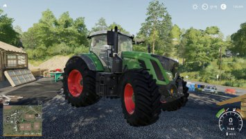 Fendt 900 Vario Profi Plus + Isobus + Simple Ic fs19