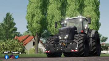 Fendt 900 Vario S4 - LBDT Gaming Edition fs19