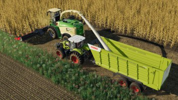 Forage Harvesters Pack fs19
