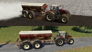 Interactive Fertilizer Spreaders fs19