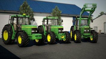 John Deere 6010 Series v2