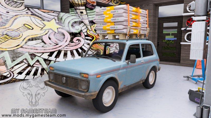Lada Niva 4X4 FS19