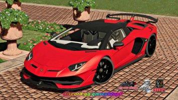 Lamborghini Aventador SVJ Roadster fs19