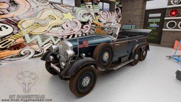 Mercedes G4 W31 fs19