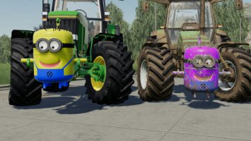 Minion Weight fs19