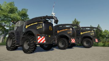 New Holland Fr 920 Limited Edition fs19