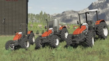 New Holland Serie L No Cab fs19