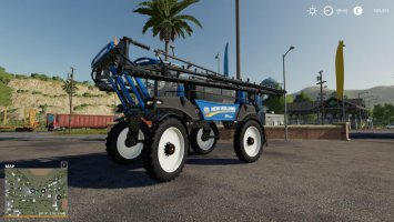 New Holland SP.400F Section Control fs19