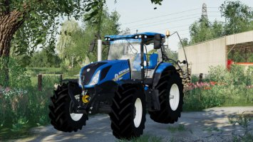 New Holland T6 fs19