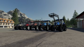 New Holland T6 Series fs19