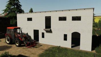 Small Warehouse fs19