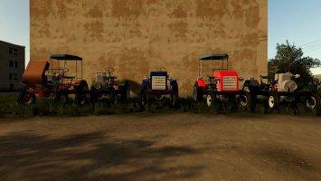 Traktorek Esiok S7 Sam Andoria UDIM fs19