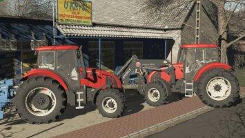 Zetor Forterra 11411-11741 Update fs19