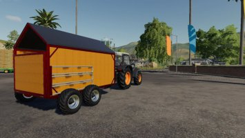 Animal Trailer fs19