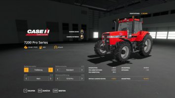 Case/IH 7200 Pro Series fs19