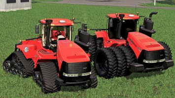 Case IH AFS Connect Steiger Series v1.0.0.1 fs19