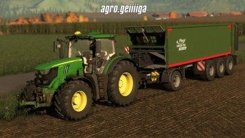 Fliegl Green-Tec 381 fs19