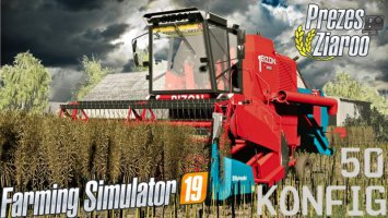 FMŻ BIZON Z056 POLISH PACK v0.9.9 fs19