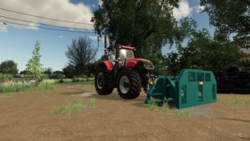 Fork Pushing Sirot fs19