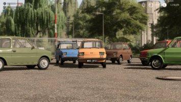 FS19 Fiat 126p pack