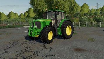John Deere 6020 Series fs19