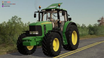 John Deere 6030 Premium 6 cyl V2 fs19