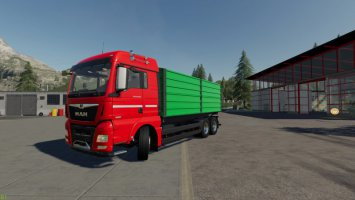 MAN TGX ATF PACK fs19