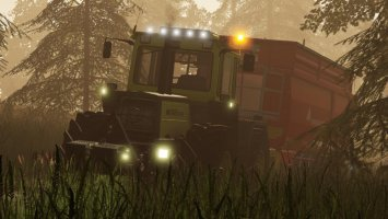 Mercedes-Benz MB trac 1300-1800 Power Tuning fs19