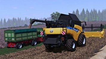 New Holland CR 6.90 v1.4 fs19