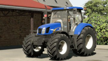 New Holland T6000 Series fs19
