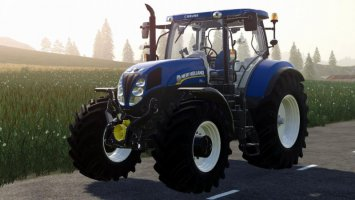 New Holland Tier4A fs19
