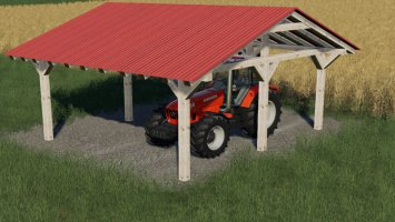 New Shed fs19