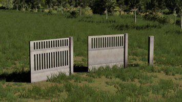 Pack Of Fences fs19
