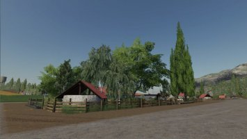 Pig Enclosure Nature fs19