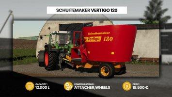 Schuitemaker Vertigo Pack v1.1 fs19