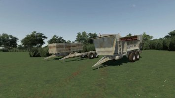 Chassis for Tatra bodies fs19