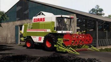 CLAAS Dominator VX 98 v1.1 fs19