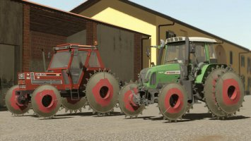Iron Wheels v1.1