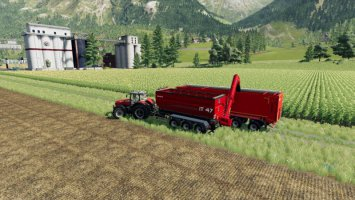 Metaltech IT 47 Custom fs19