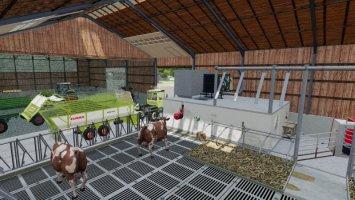 Modern Cowstable v1.2 FS19