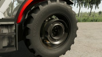 Valtra Wheel Weights fs19