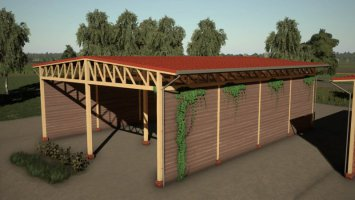 Wooden And Brick Shed Pack v1.0.0.1 FS19