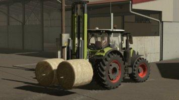 3 Point Forklift v1.1 fs19