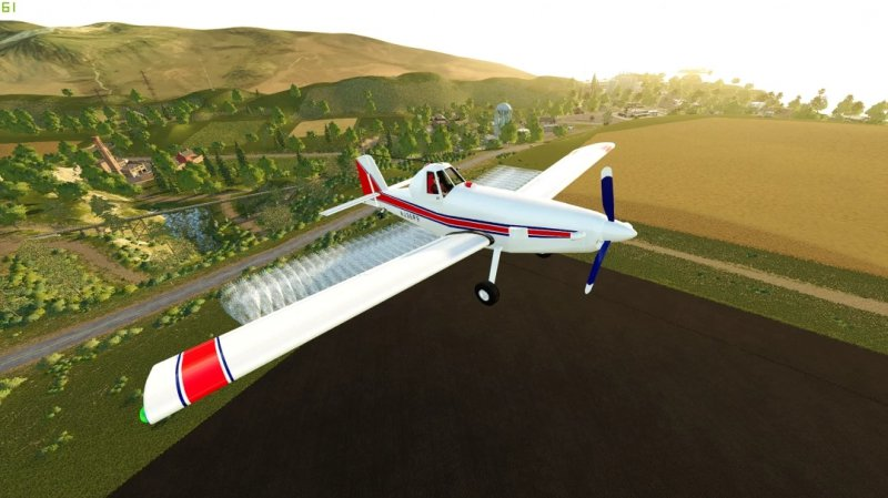AT-602 Cropduster FS19