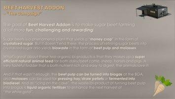 Beet Harvest Addon v1.0.2.0 fs19