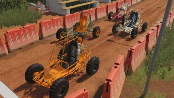 Lizard Buggy Kart And Cross v1.3 fs19