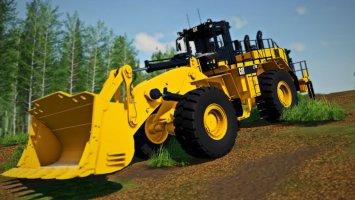 Caterpillar 992 fs19